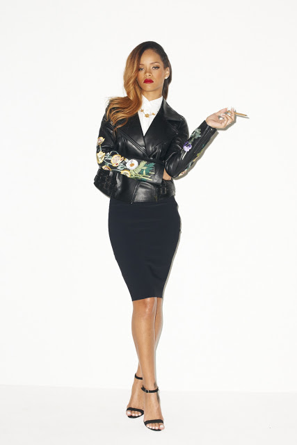 "Rihanna – ""Rolling Stone"" Magazine Photoshoot Outtakes ..."